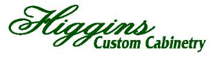Higgins Custom Cabinetry